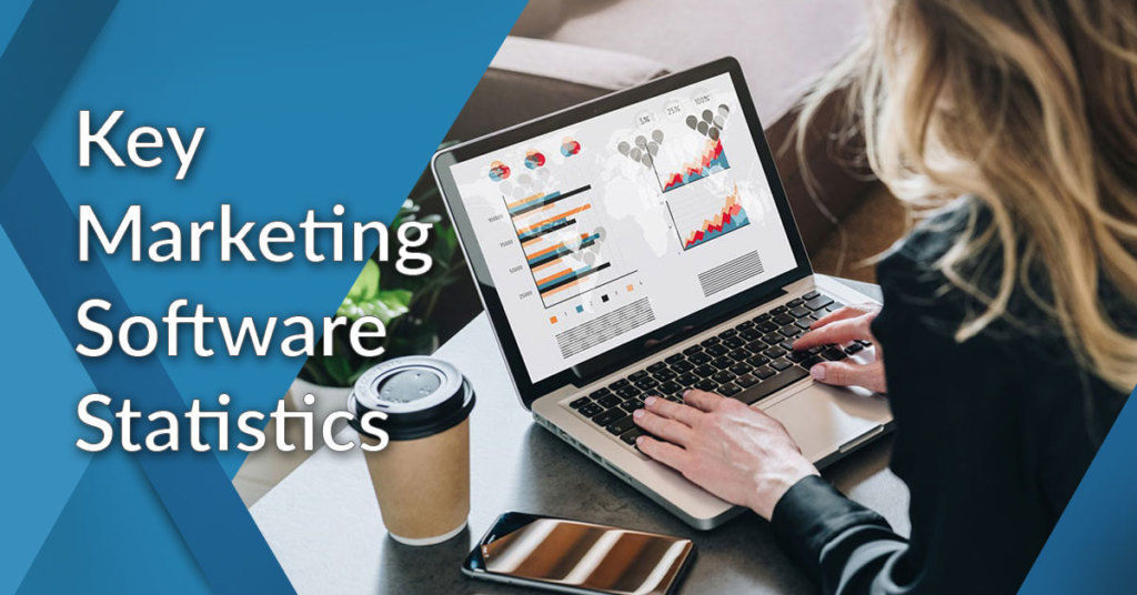 marketing software statistics