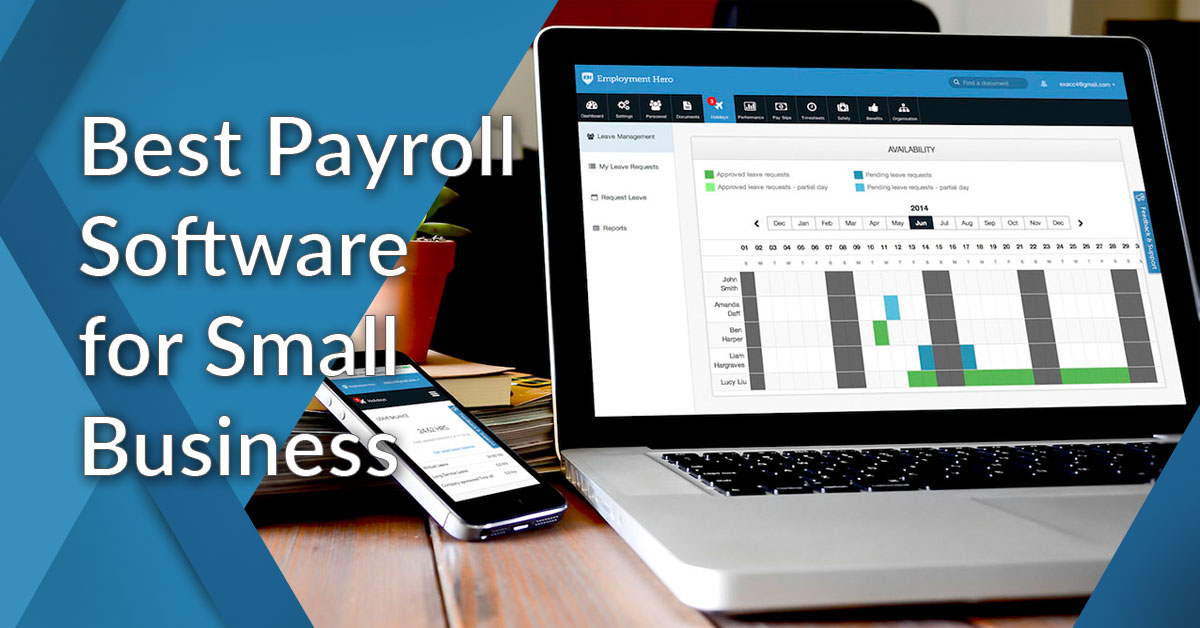 What Is The Best Payroll Software For Small Business Financesonline Com