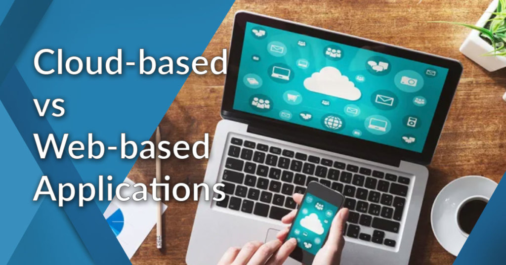 cloud and web based applications
