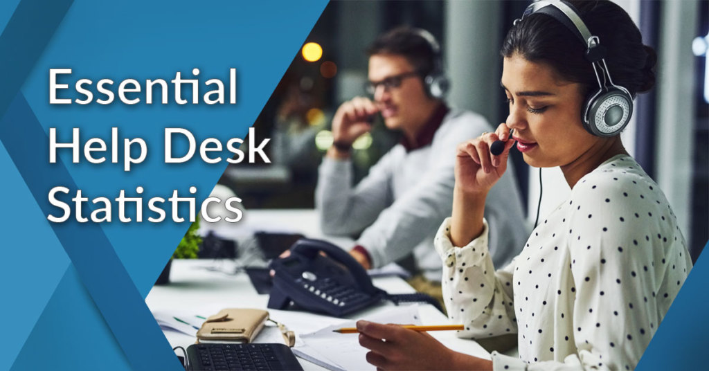 help desk statistics
