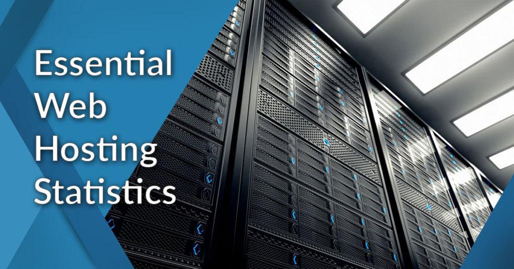 web hosting statistics
