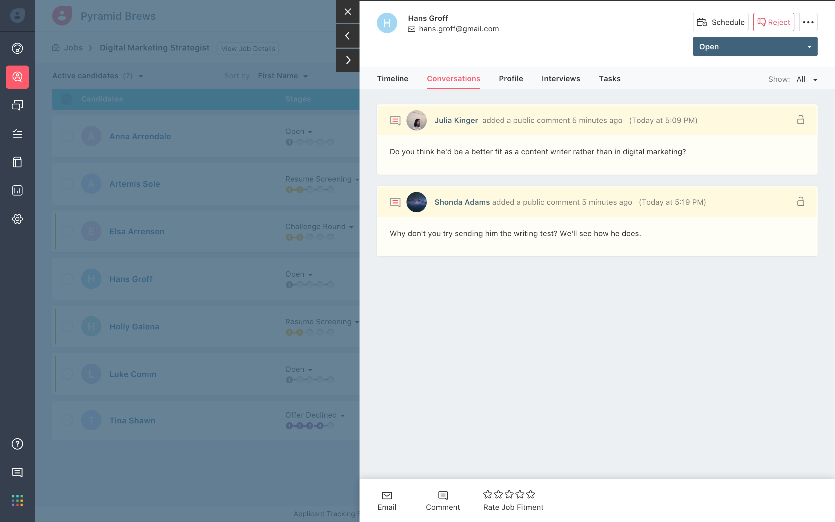 Freshteam Reviews: Overview, Pricing and Features