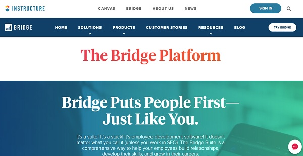 Bridge LMS Reviews: Overview, Pricing and Features