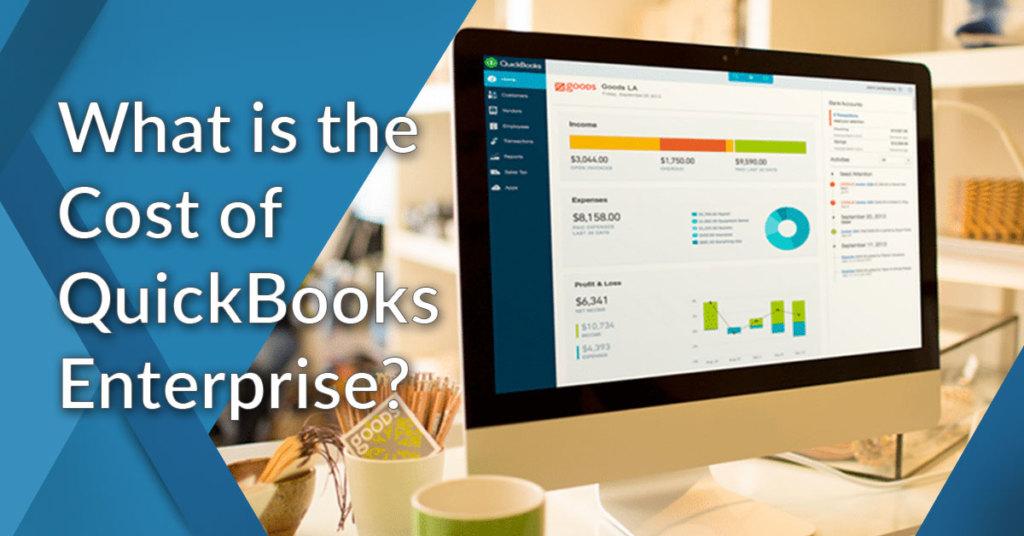 quickbooks enterprise cost