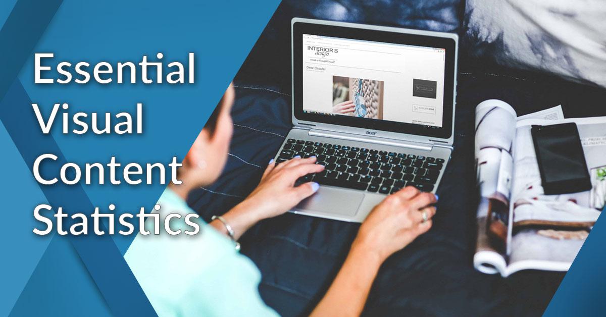 essential visual content statistics