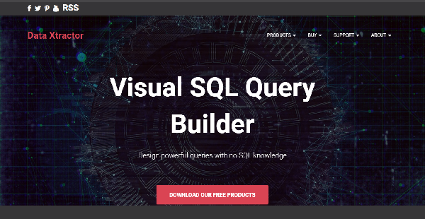Data Xtractor Visual SQL Query Builder Reviews: Overview, Pricing and  Features
