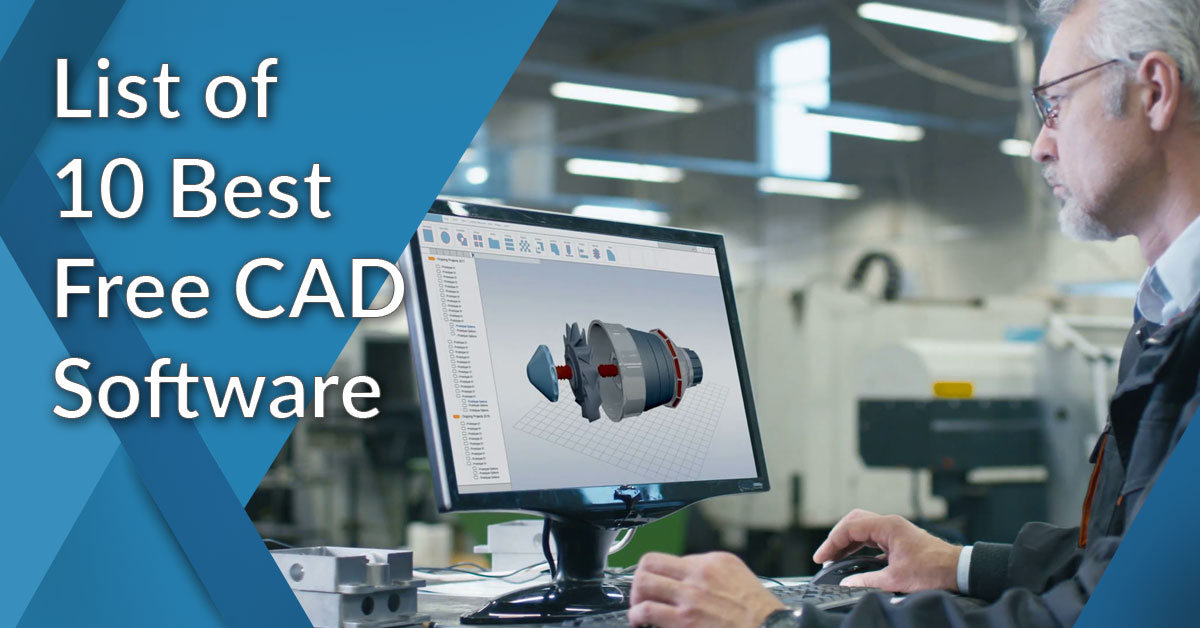 10 Best Free Cad Software For 2020 Financesonline Com