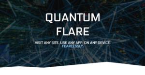 Logo of Quantum Flare