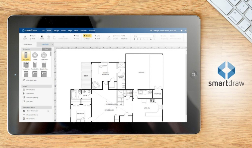 10 Best Free Floor Plan Software for 2020 - Financesonline com
