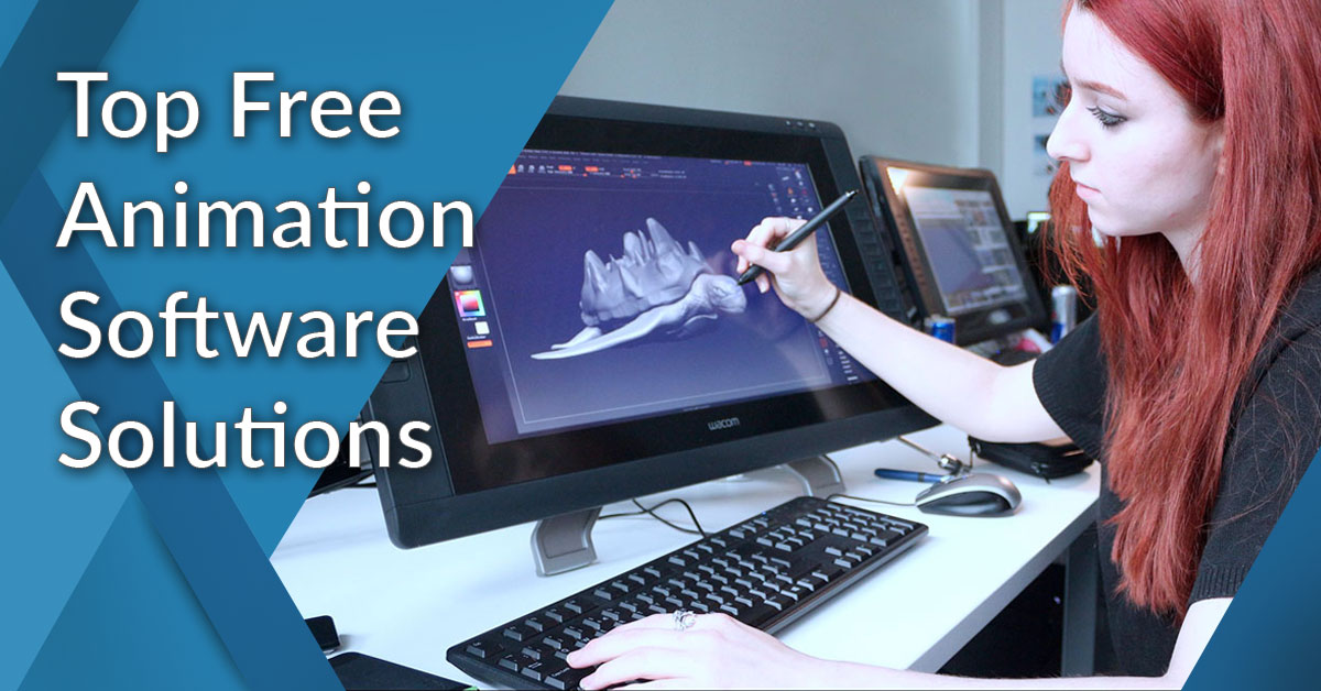 top free animation software