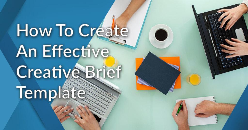 effective creative brief