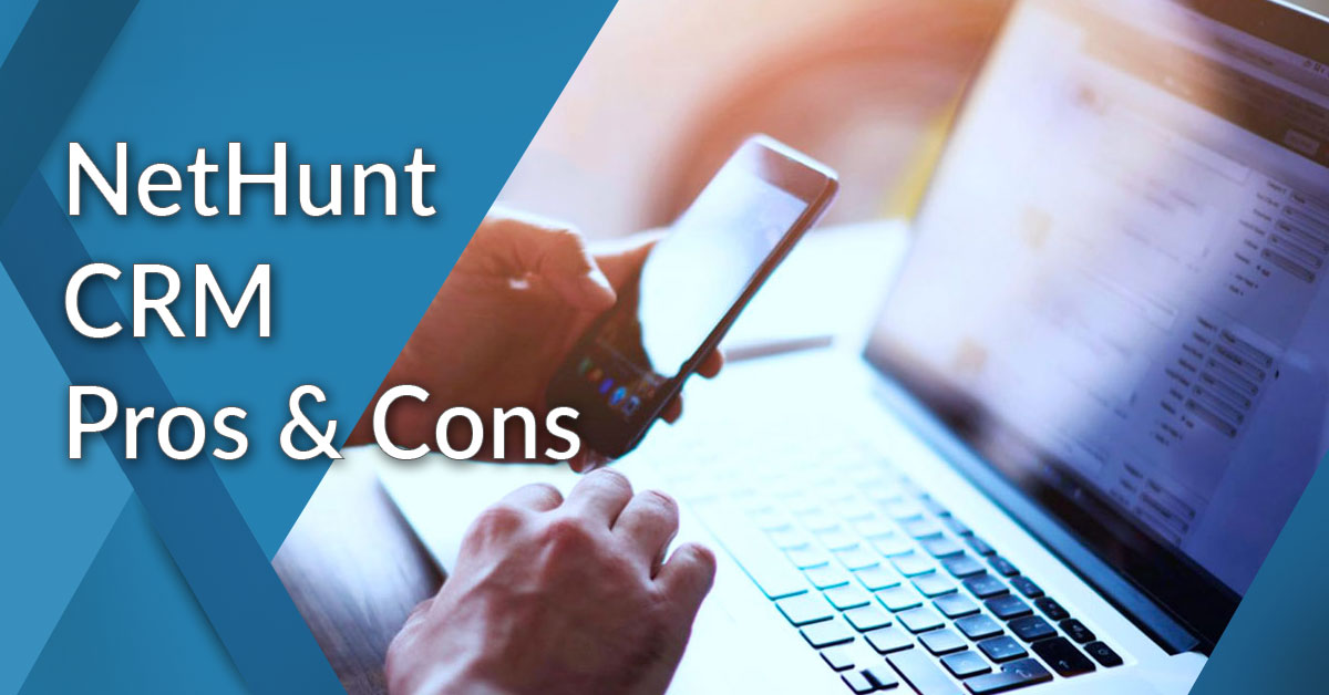 NetHunt CRM Pros and Cons
