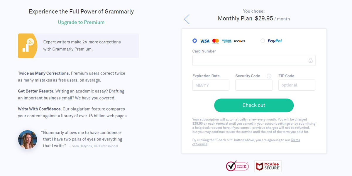 How to Check a Paper for Plagiarism With Grammarly? - Financesonline com