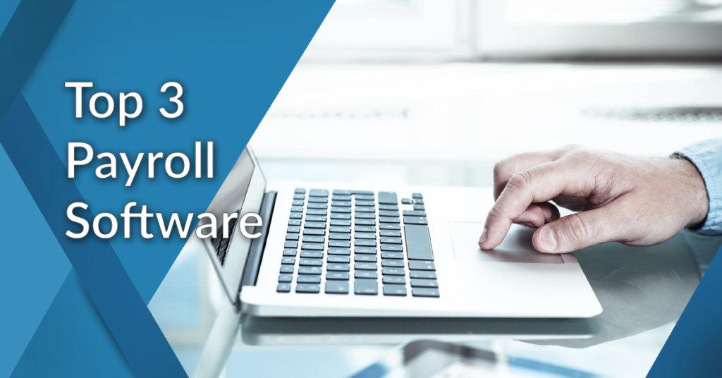 top 3 payroll software