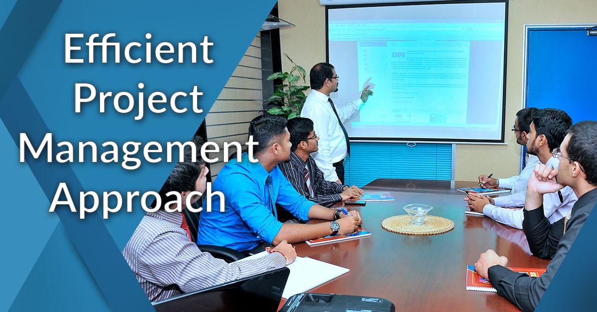 Efficient Project Management Approach image main