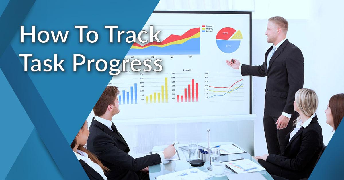track progress with pms