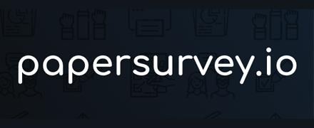 PaperSurvey.io