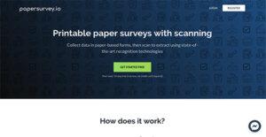 Logo of PaperSurvey.io