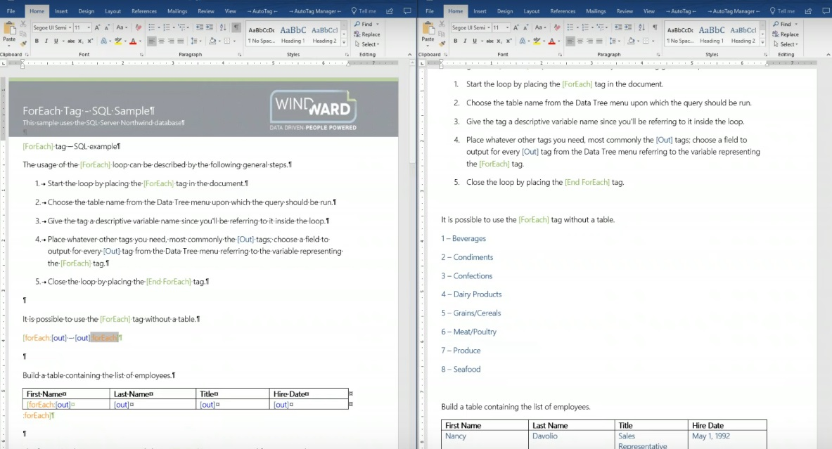 Pros & Cons of Windward Studios: Analysis of a Document Creation
