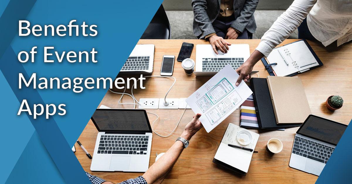 event management apps benefits