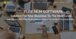 Logo of Elite MLM Software