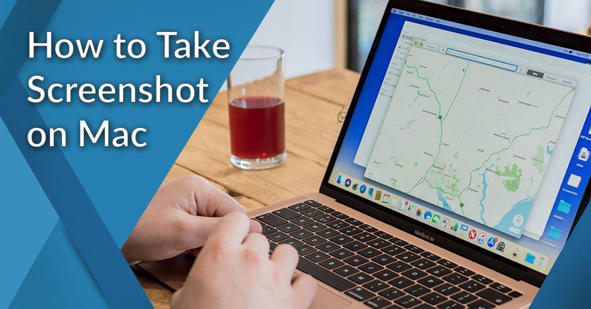 how to take mac screenshot