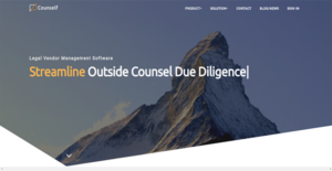 Logo of Counself