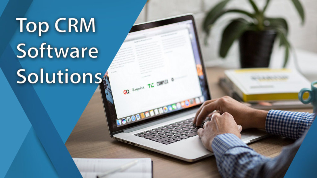 best CRM software solutions