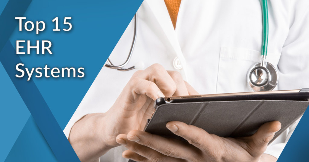 best ehr solutions