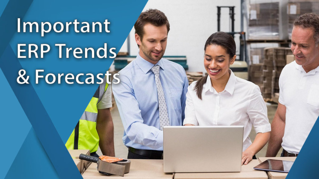 important erp trends