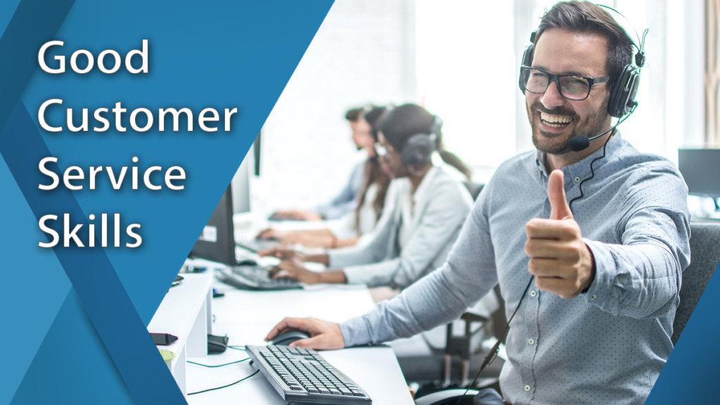 skills customer service agents need