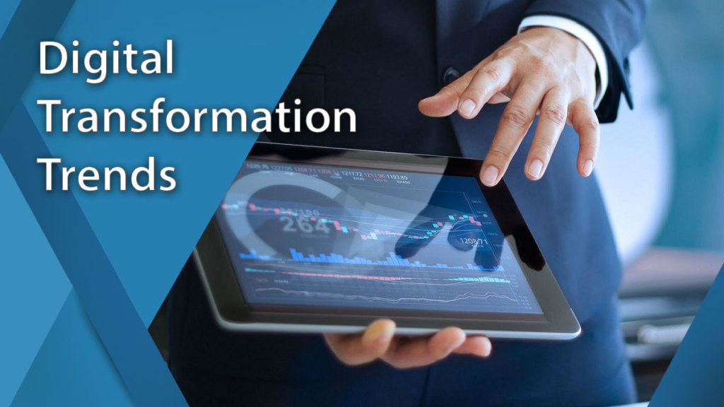 trends on digital transformation