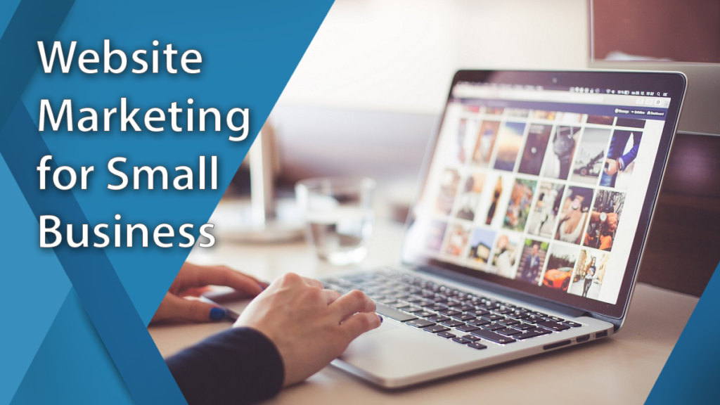 website marketing for small business