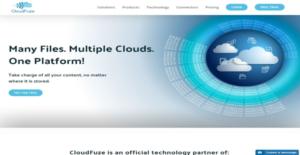 Logo of CloudFuze