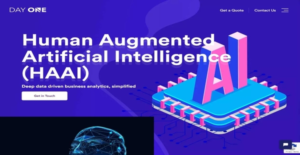 Logo of Day One Artificial Intelligence