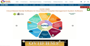 Logo of OVID HMS