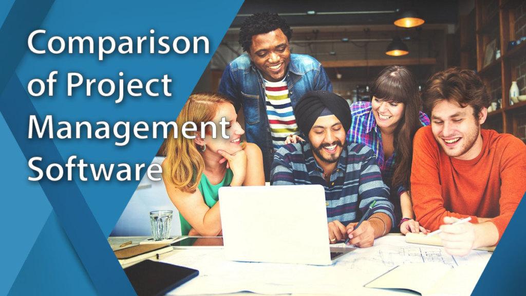 comparison of project management software