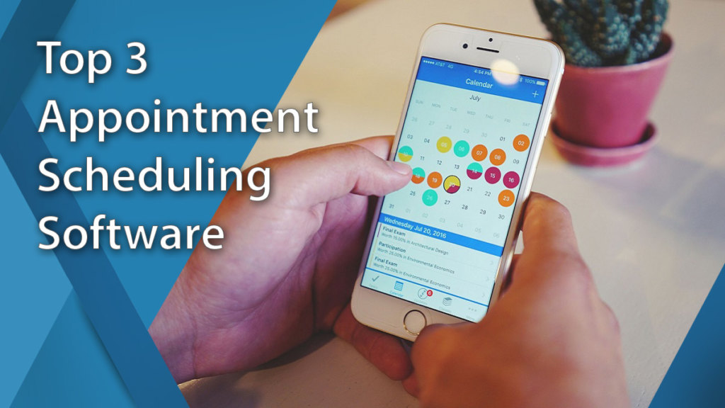 leading appointment scheduling tools