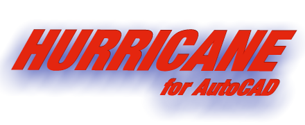 Hurricane for AutoCAD