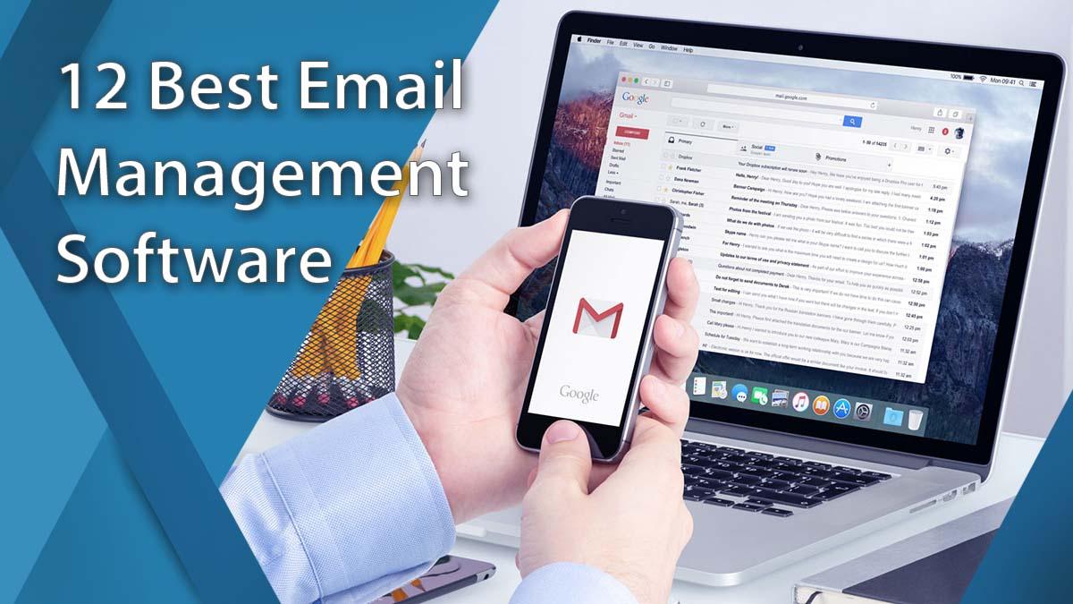 12 Best Email Management Software For 2021 Financesonline Com
