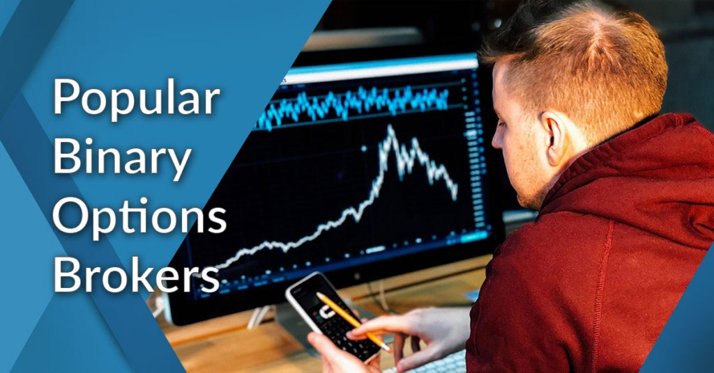 binary option trade brokers