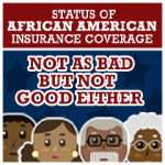 [INFOGRAPHIC] Uninsured and Unhealthy: The Health Insurance Woes of African Americans