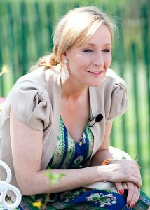 J.K. Rowling had no savings and depended on social security before she became a billionaire author, thanks to Harry Potter.