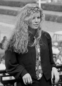 Kim Basinger never seemed to learn her lessons, losing her savings several times.