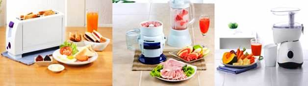 """Toasters, blenders, juicers, mixers, grinders. The """"latest"""" kitchen gadgets often have functions already found in cheaper basic small kitchen appliances."""