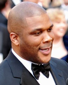Tyler Perry lost his savings in a flopped staged play and lived in his car before he became the first African- American to own a major entertainment studio.