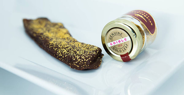 7 Outrageous Foods that are actually made with Real Gold