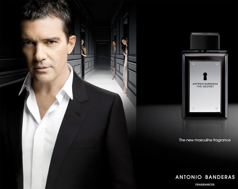 10 Most Successful Celebrity Scents: Signature Perfumes by ... Antonio Banderas Cologne