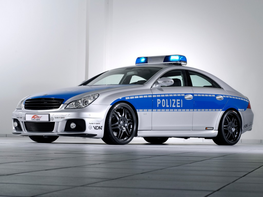 10 Most Expensive Police Cars In The World: Fast Justice on Wheels