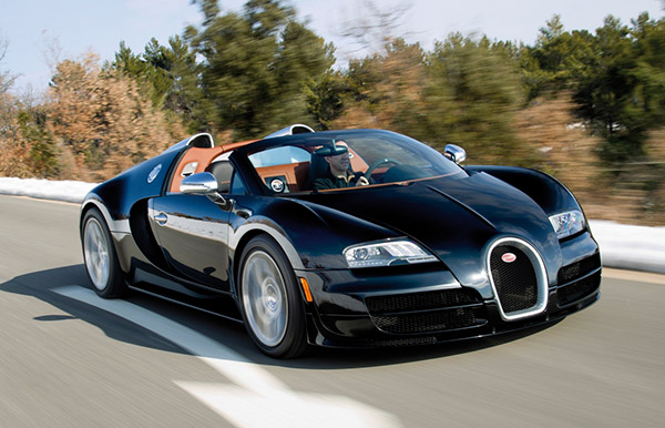 The French Made Bugatti Veyron Is On Last Yearu0027s List. In Fact, Itu0027s Been  On The List Of The Worldu0027s Most Expensive Cars Every Year From The Time It  Was ...